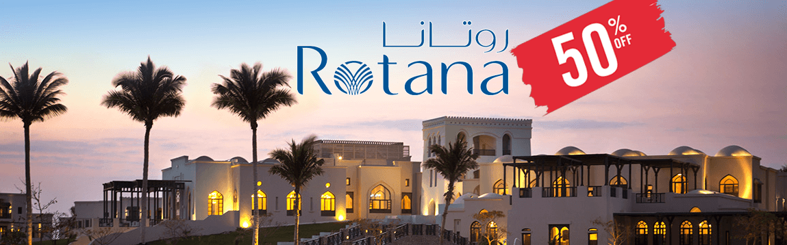 Exclusive Flight Attendant Discounts on Rotana Hotels | WOC
