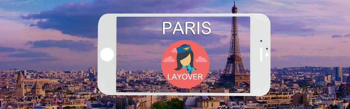 Paris Layover Tips For Flight Attendants | WOC