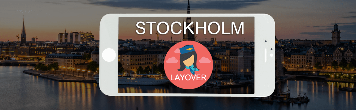 Stockholm Layover Tips For Flight Attendants | WOC