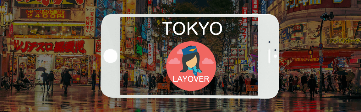 Tokyo Layover Tips For Flight Attendants | WOC