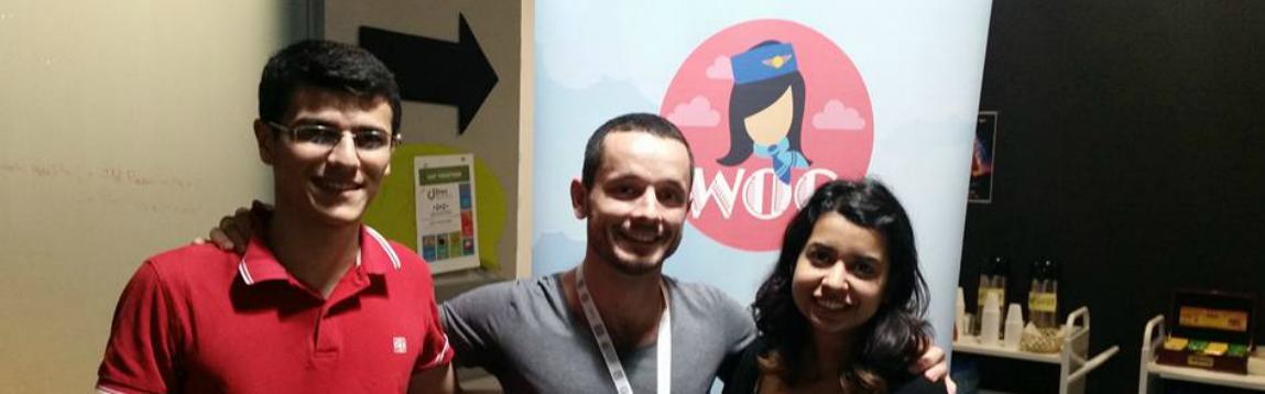 WOC at Intelak – New way for flight attendants to make money   WOC