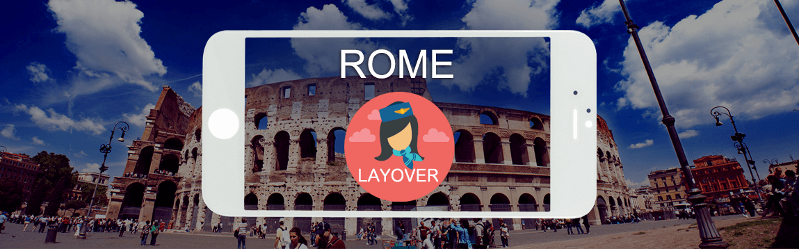 Rome Layover Tips For Flight Attendants | WOC