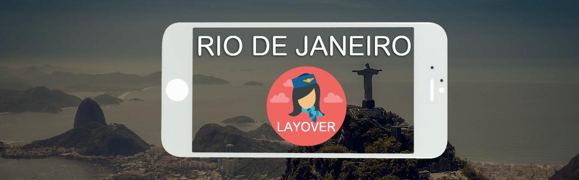 Rio De Janeiro Layover Tips For Flight Attendants | WOC