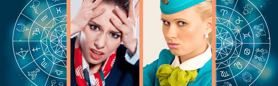 Flight Attendant Pet Peeves According Your Zodiac Sign | WOC