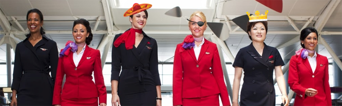 Flight Attendants Will Conquer The World..But Not Yet | WOC