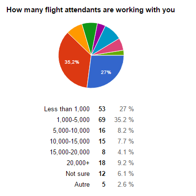 Top 10 airlines results-flight-attendants