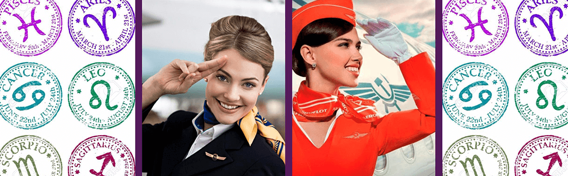 What kind of cabin crew are you according to your Zodiac signs? | WOC